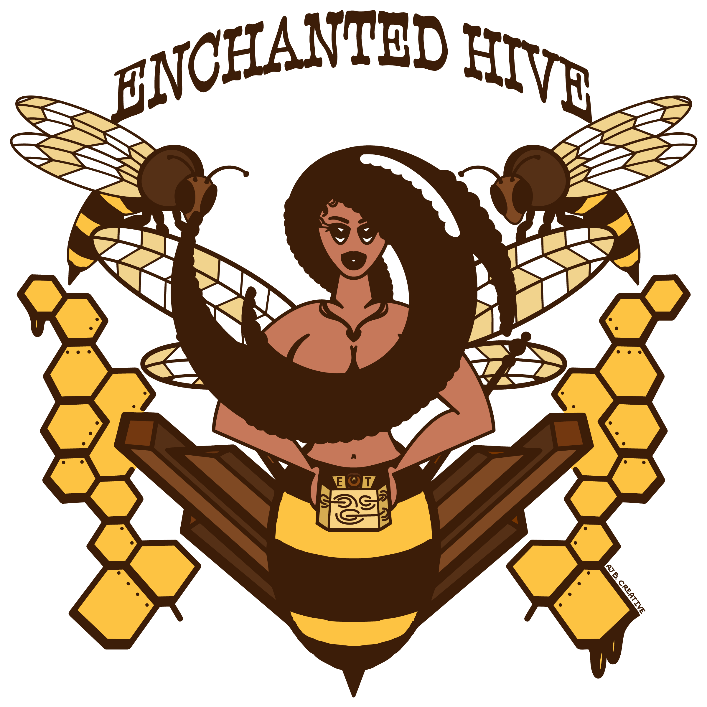 Enchanted Hive